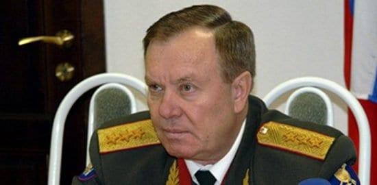 Генерал-полковник Николай Евгеньевич СОЛОВЦОВ: ЦЕРКОВЬ И РАКЕТНЫЙ ЩИТ