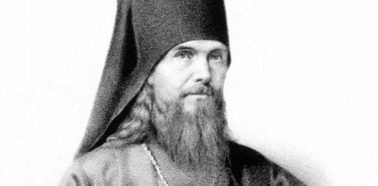 Святитель Феофан Затворник. Разгребание песка