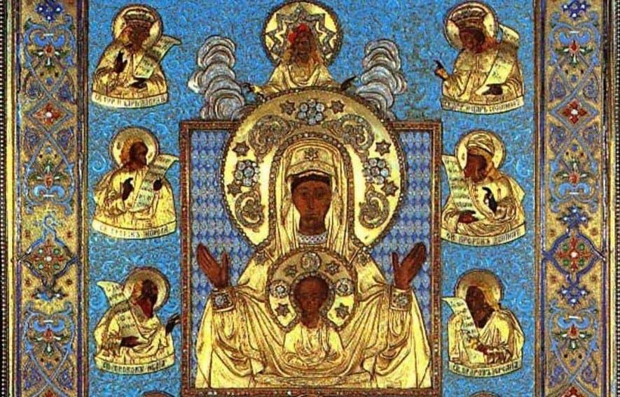Так заживает рана: история Курской иконы Божией Матери