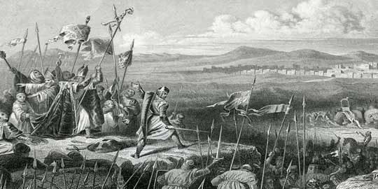 Ловушка священной войны