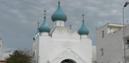 История русского православного прихода в Тунисе началась в 1920 году. Хранители православия в Тунисе (часть 1)
