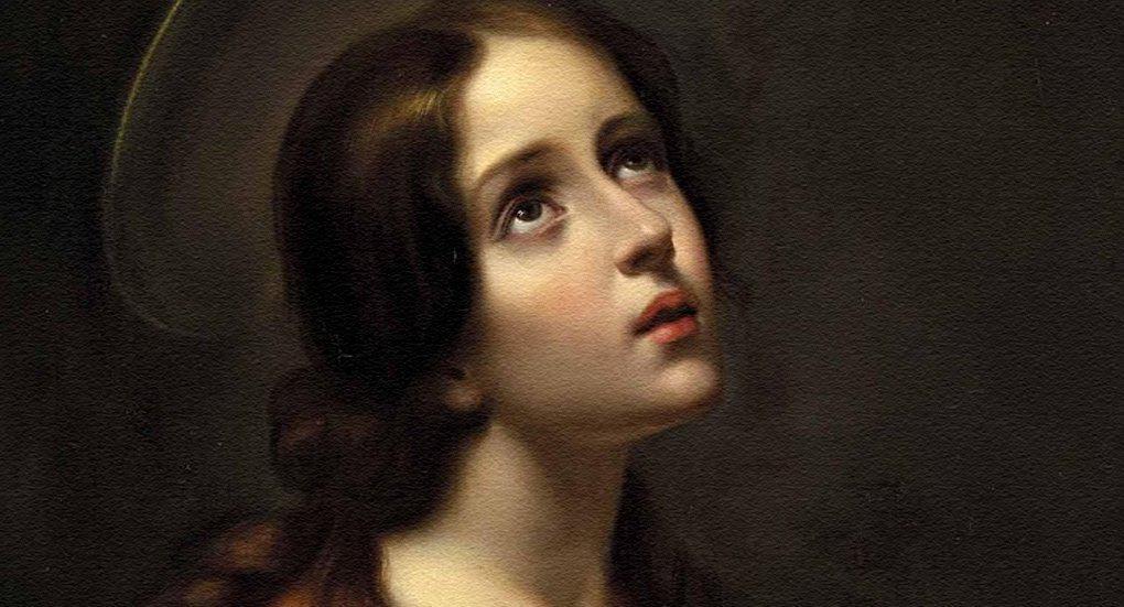 Мария Магдалина. На самом деле