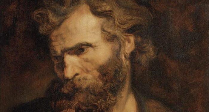 Ученики: апостол Фаддей