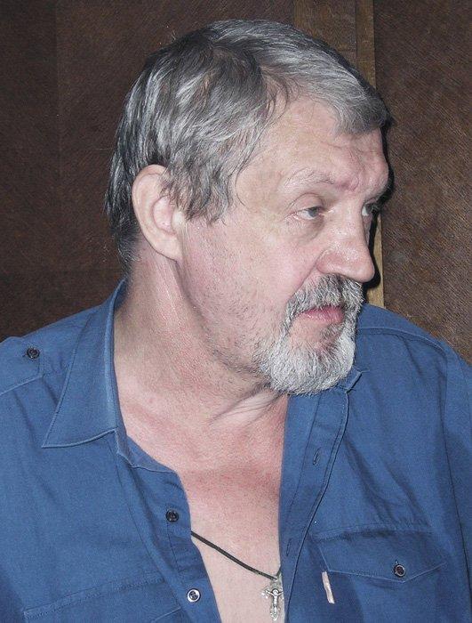 Аркадий Пахомов. Фото Павла Крючкова