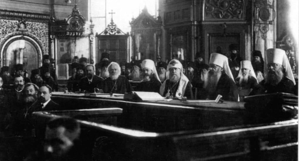 Собор 1917 года – экстраординарное явление в истории Церкви, - патриарх Кирилл