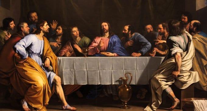 Четвертый день Страстей. Великий четверг