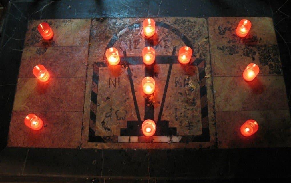 Обретение Честного Животворящего Креста Господня
