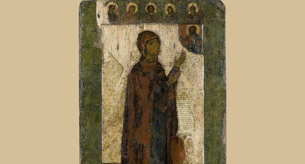 В апреле во Владимире начнется реставрация Боголюбской иконы Божией Матери