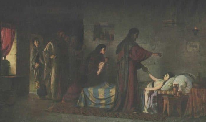 Погружение в Евангелие. День 5