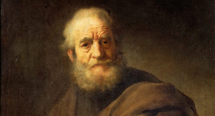 Апостол Петр — рыбак, ставший камнем в основании Церкви