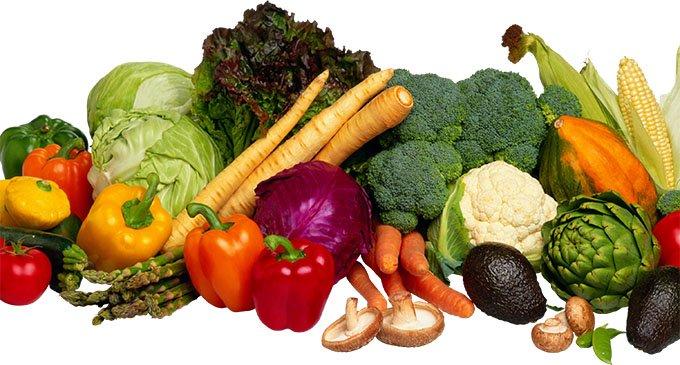 Постные рецепты: овощи