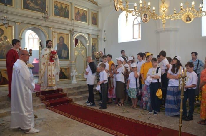 Православные детские лагеря: как выбрать?