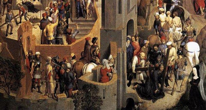 Ганс Мемлинг: Страсти Христовы