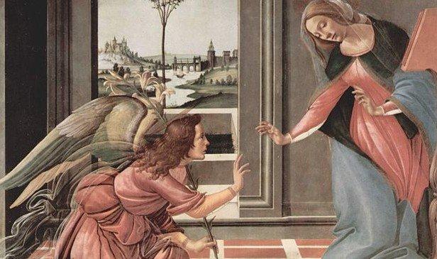 Боттичелли - рыцарь Богоматери