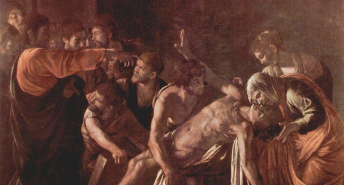 «Воскрешение Лазаря». История картины