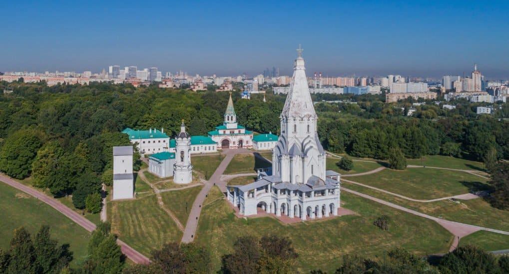 Храмы Вознесения Господня