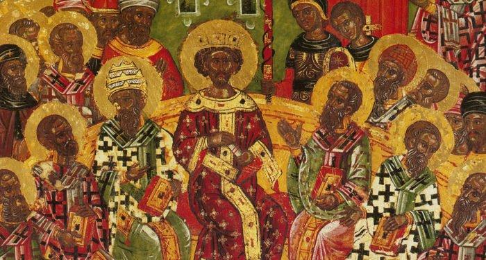 Неделя седьмая. Первый Вселенский собор, 7 –  13 июня. Николай Чудотворец против Ария