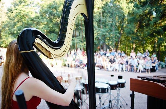 В Голицынском саду пройдет четвертый концерт благотворительной серии «Музыка в саду»