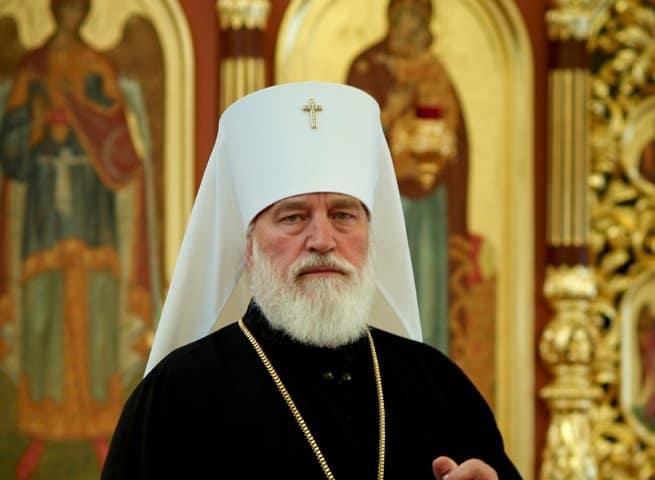 Митрополит Минский Павел выступает за строительство храмов шаговой доступности