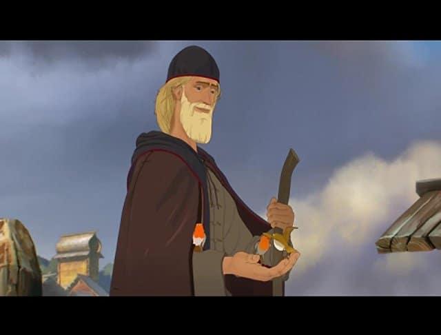 Российский мультфильм о преподобном Сергии выйдет в прокат весной 2015 года