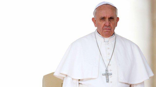Папа Римский Франциск призвал ради детей прекратить мировые войны