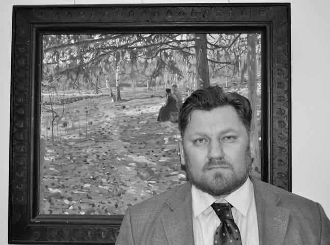 Скончался православный художник Павел Рыженко
