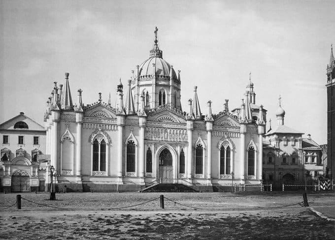 Восстановление монастырей в Кремле России придется обосновать в ЮНЕСКО