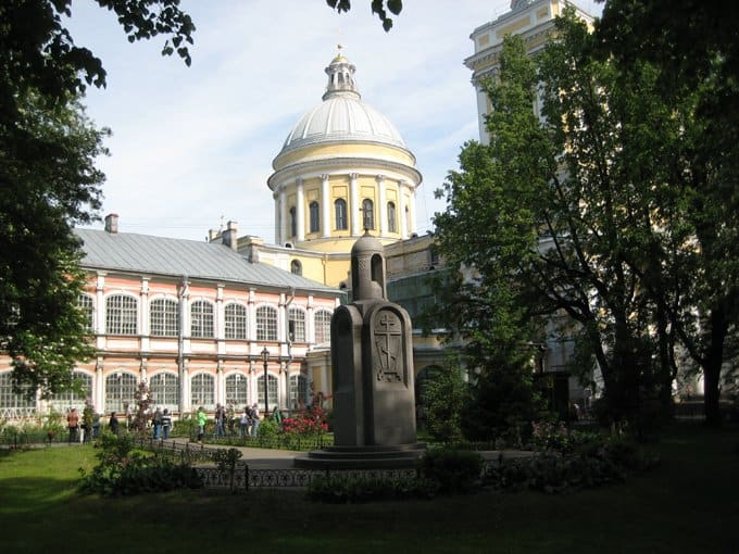 Архив Александро-Невской лавры оцифрует Президентская библиотека