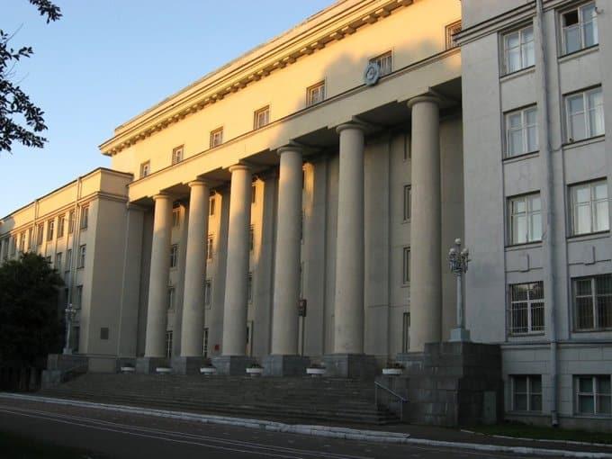 В Военной академии связи Петербурга планируют возвести храм Сергия Радонежского