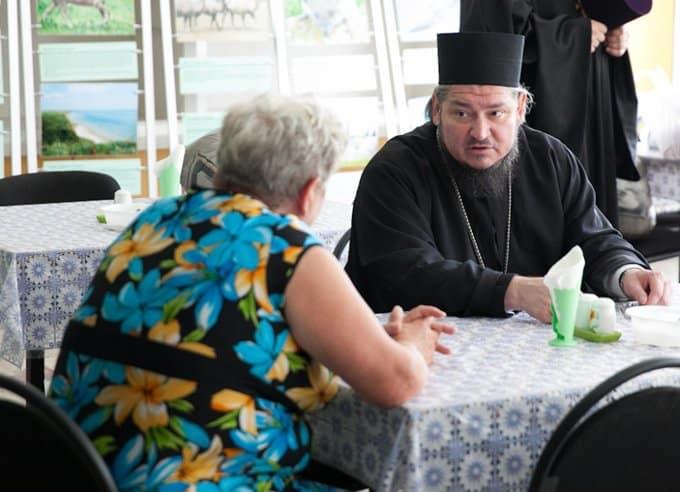 Русская Церковь будет оказывать помощь беженцам