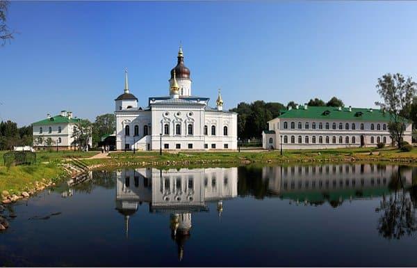 Центробанк России выпустит монету в честь православного монастыря