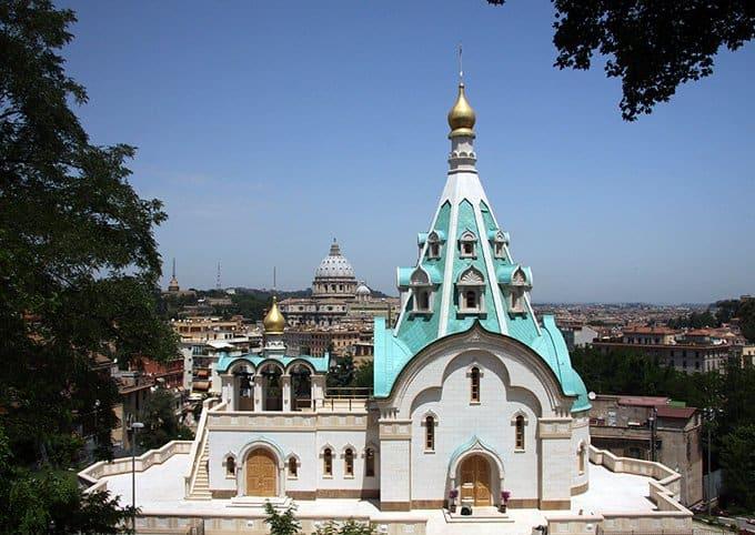 Для православных паломников издан справочник по святыням Рима
