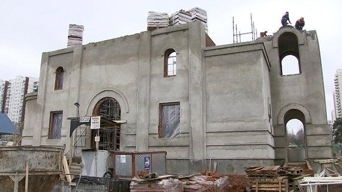 «Новую Москву» ждет строительство 150 храмов