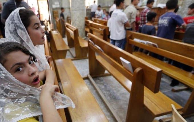 На Ближнем Востоке благодарят Русскую Церковь за поддержку христиан региона