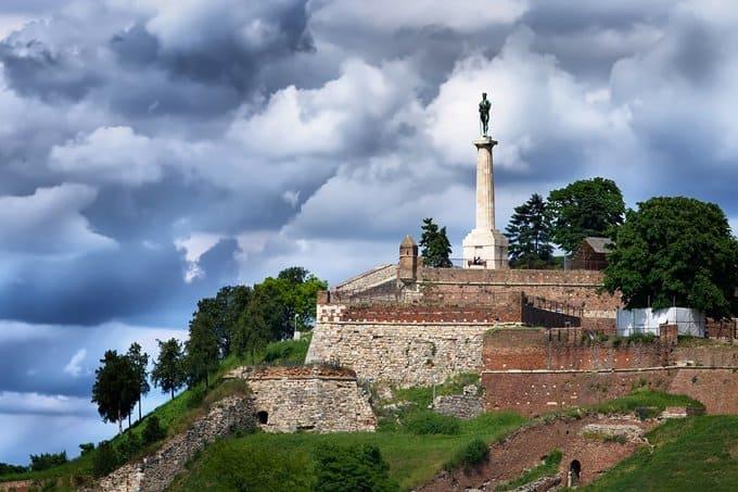 В Сербии установят памятный крест в честь российских и сербских солдат