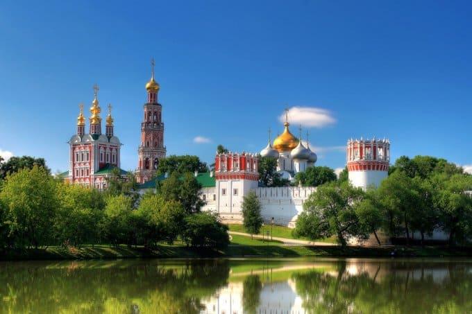 Часть Новодевичьего монастыря признали культурным наследием