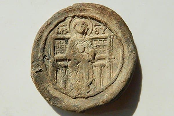 Печать Вселенского патриарха Афанасия I нашли российские археологи