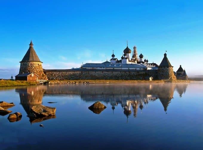 Губернатор Архангельской области предложил дать Соловкам религиозно-исторический статус