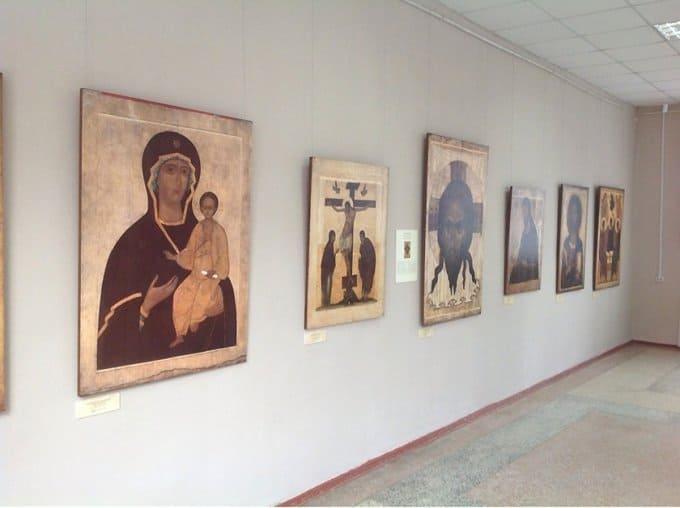 В реабилитационном центре для подростков откроется выставка православного искусства
