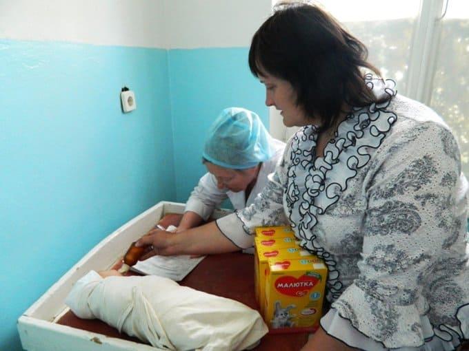В епархиях Русской Церкви действует 60 центров защиты материнства