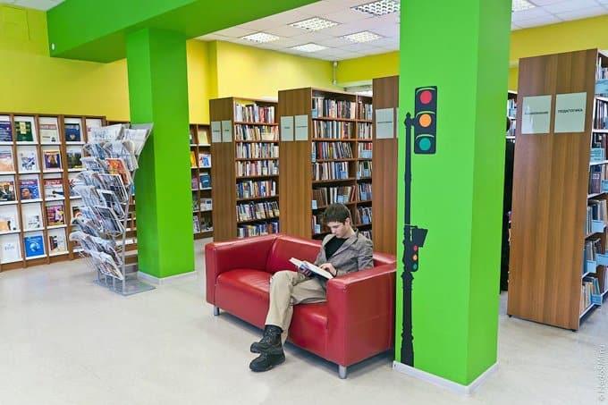 Новые библиотеки Москвы сделают интересней