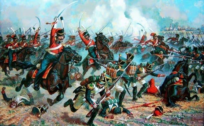В России отмечают День воинской славы, посвященный Бородинскому сражению