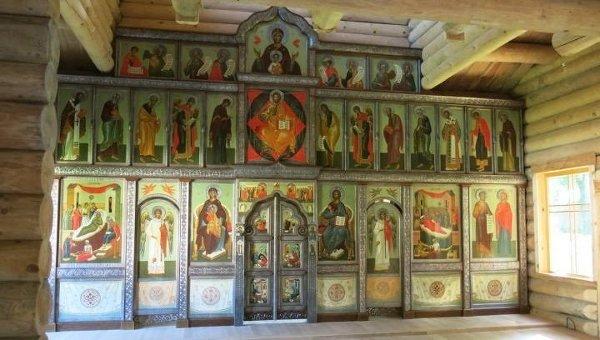 Парижане смогут помолиться в древнерусском храме