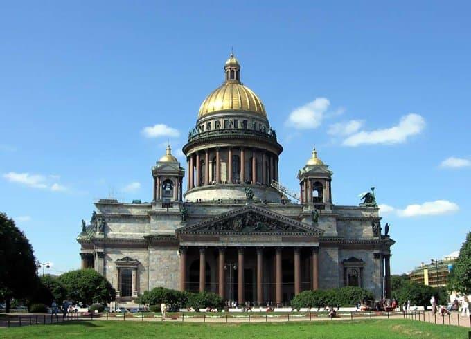 Музеем года в Петербурге признали Исаакиевский собор