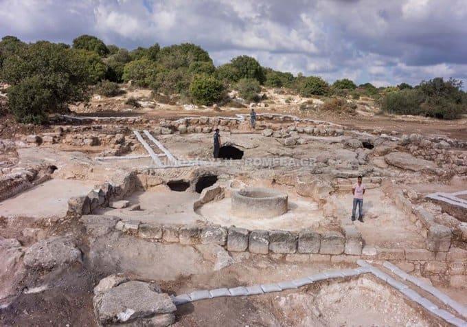 В Израиле, возможно, нашли остатки древнего монастыря