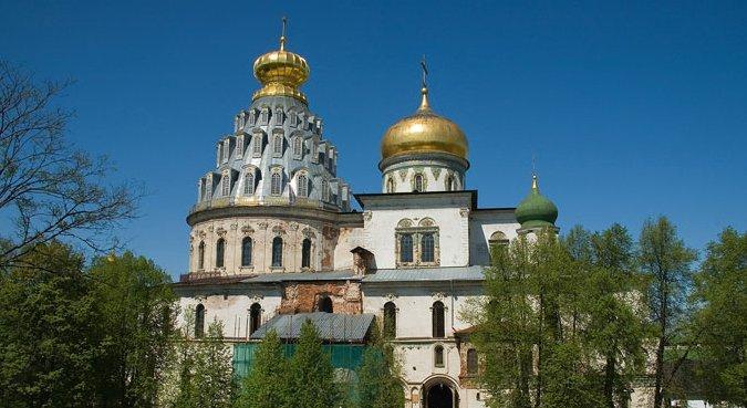 Культурным наследием признали два объекта Ново-Иерусалимского монастыря