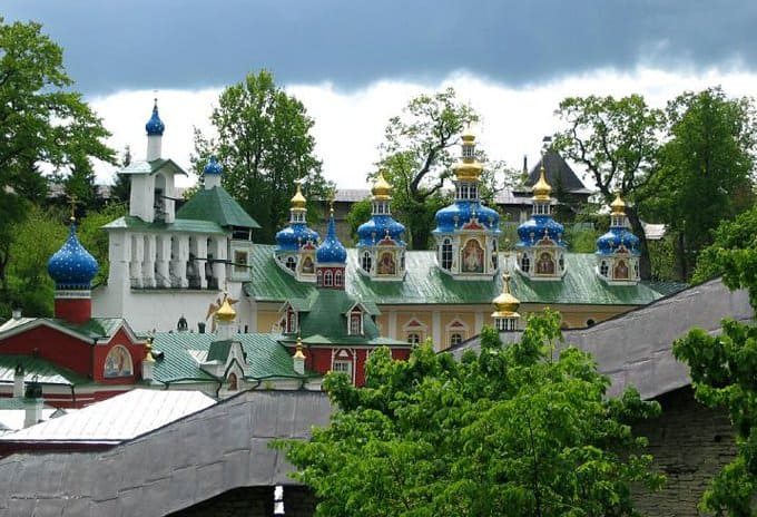 В Псковской епархии заложили храм в честь святых Кирилла и Мефодия