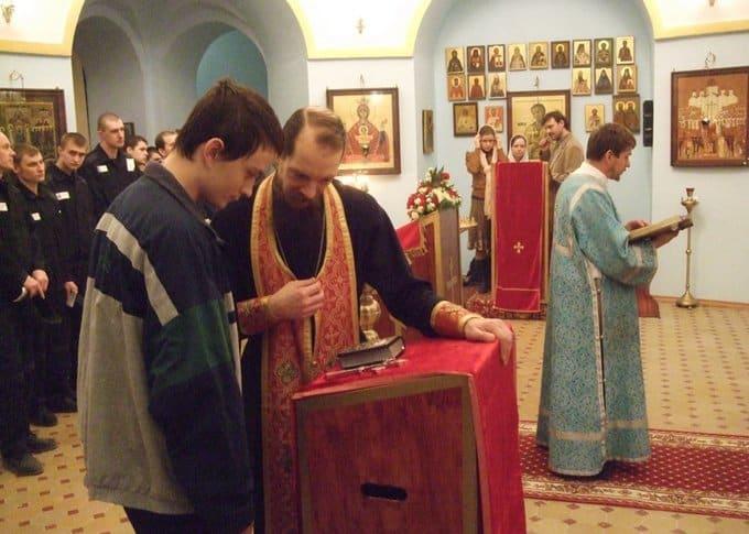 Вышедших на свободу осужденных в Нижнем Новгороде приютит епархия