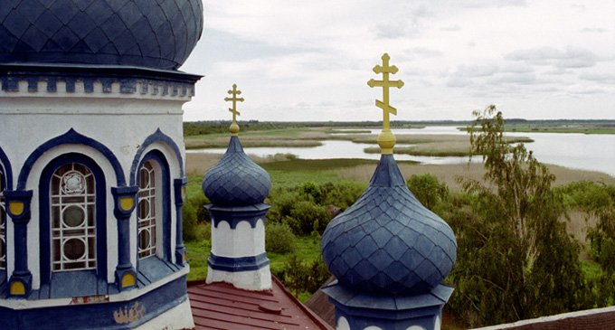О чем говорит количество куполов храма?