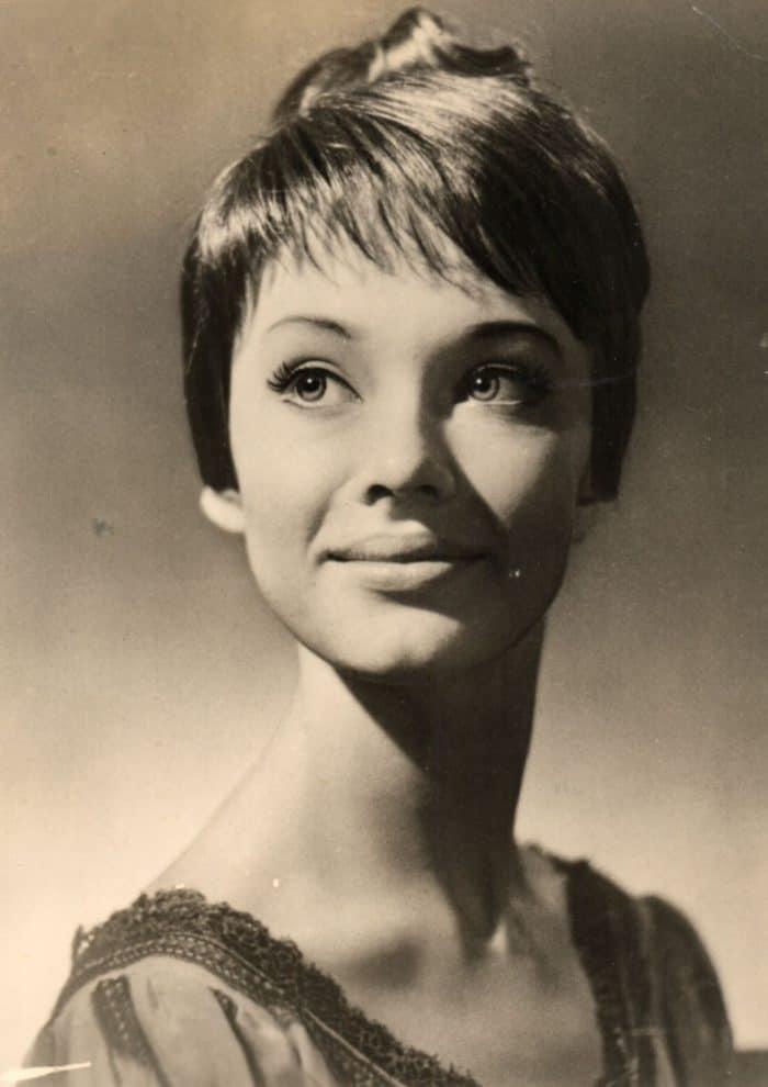 Людмила Савельева, сыгравшая роль Натальи Ростовой, kinopoisk.ru